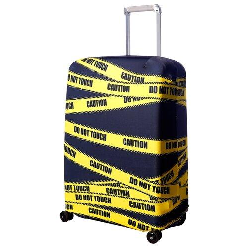 Чехол для чемодана ROUTEMARK Даже не щупать SP180 M/L, черныйЧемоданы<br>