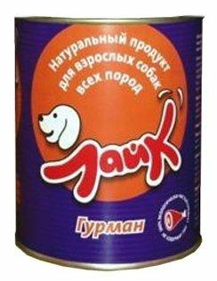 Корм для собак Лайк Гурман