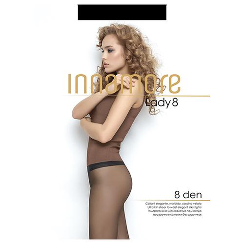 Колготки Innamore Lady 8 den nero 4-L (Innamore)Колготки и чулки<br>