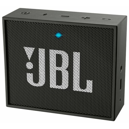 Портативная акустика JBL GO black