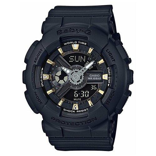 Наручные часы CASIO BA-110GA-1A casio watch fashion trend cool dual color waterproof sports electronic watch ba 110ga 1a ba 110ga 7a1 ba 110ga 8a