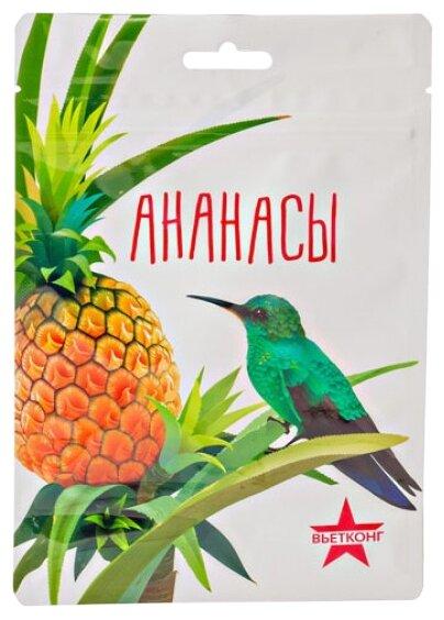 Ананасы Вьетконг сушеные, 100 г
