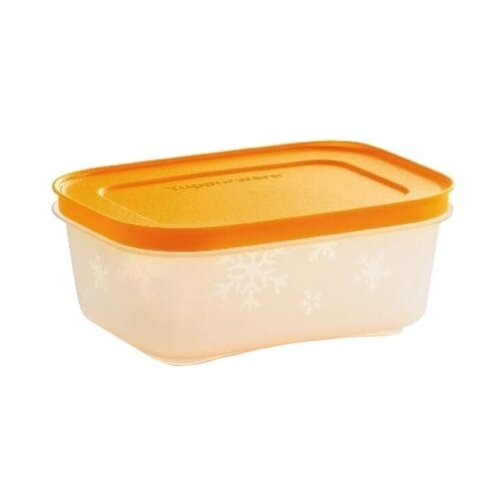 Tupperware Охлаждающий лоток 450 мл оранжевый