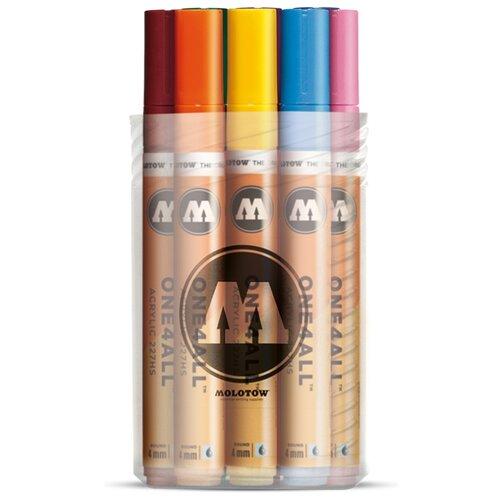 Купить Molotow Набор маркеров One4all 227HS Main-Kit I 12 шт. (200153), Фломастеры и маркеры