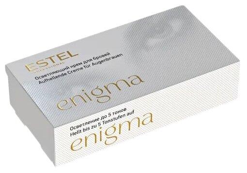 Estel Professional крем осветляющий для бровей Enigma