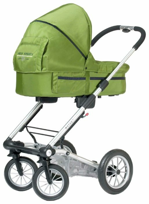 Универсальная коляска Mutsy 4rider lightweight Standard frame