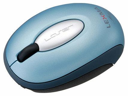 Мышь LEXMA R500 Blue USB