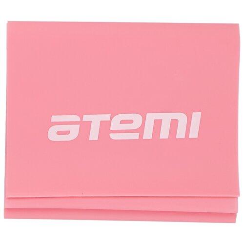 Эспандер лента ATEMI ALB01 120 х 12 см розовый фото