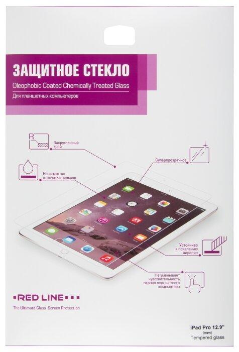 Защитное стекло Red Line Tempered glass для Apple iPad Pro 12.9