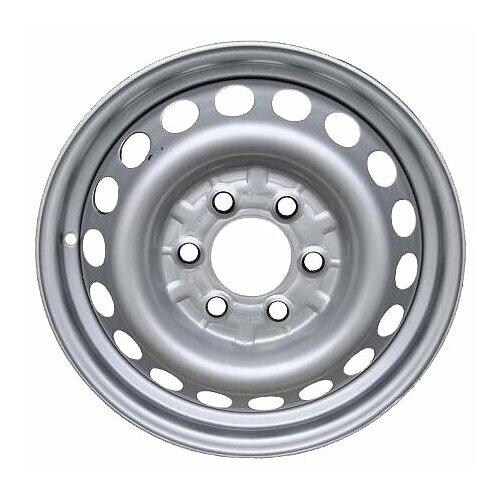Фото - Колесный диск Trebl 9487 6.5x16/6x130 D84.1 ET62 silver trebl 9053 trebl 6 5x16 5x120 d65 1 et62 silver
