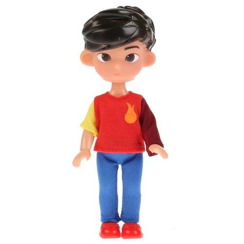 Купить Кукла Карапуз Сказочный патруль Саша Абрикосов, 15 см, SP18-15-SA-RU, Куклы и пупсы