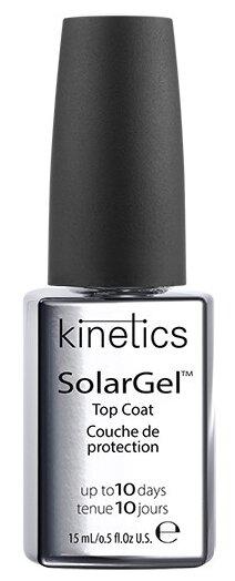 Верхнее покрытие KINETICS SolarGel Top Coat 15 мл