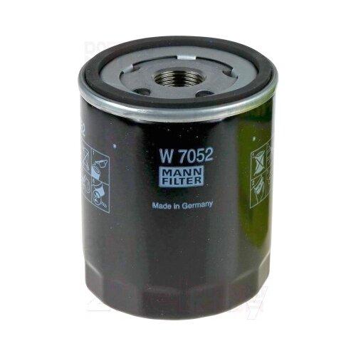 Масляный фильтр MANNFILTER W7052