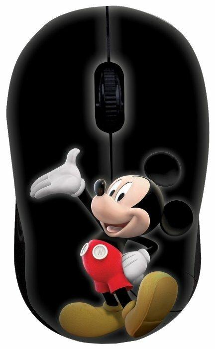 Мышь Cirkuit Planet DSY-MM204 Black USB
