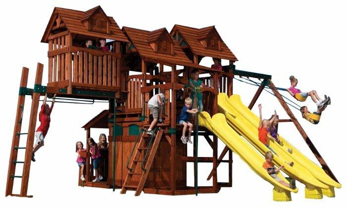 Домик Superior Play Systems Калифорния