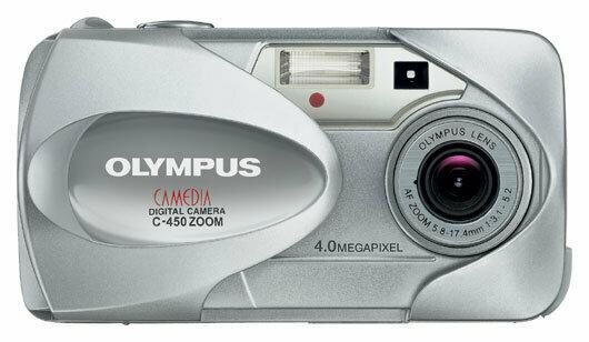 Фотоаппарат Olympus Camedia C-450 Zoom