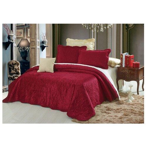 цена на Покрывало Tango Casablanca 230x250 см, бордовый