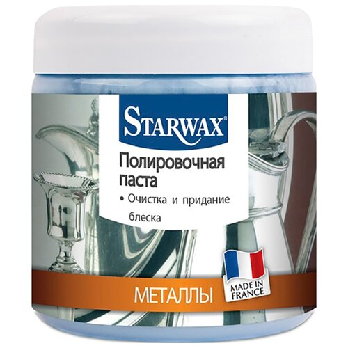 Паста Starwax Полировочная паста, 0.25 кг