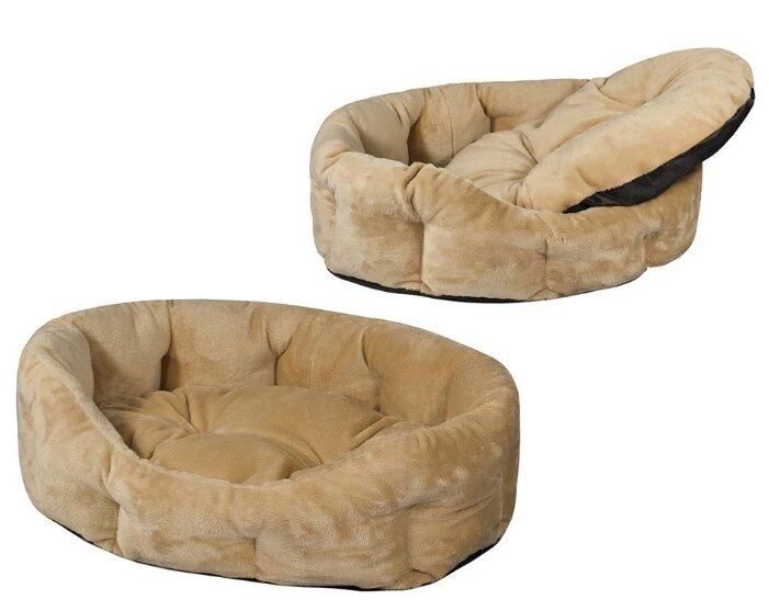Лежак для кошек, для собак Zoo-M Puma (9341) 50х40х16 см