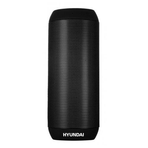 цена на Портативная акустика Hyundai H-PAC360 черный