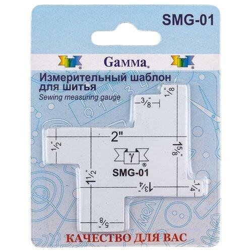 Купить Gamma Измерительный шаблон SMG-01 белый, Инструменты и аксессуары