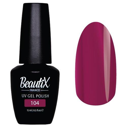 Гель-лак Beautix UV Gel Polish, 15 мл, оттенок 104