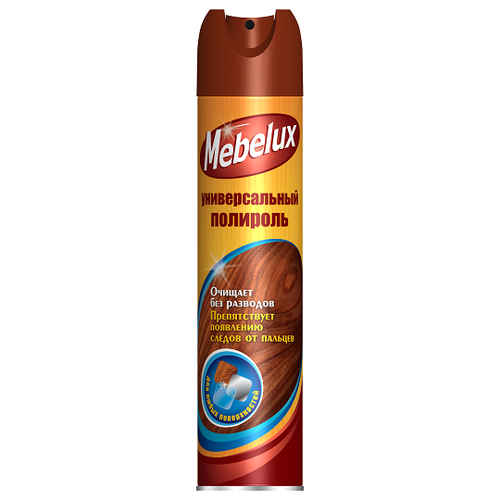 Mebelux Универсальный полироль 0.3 л