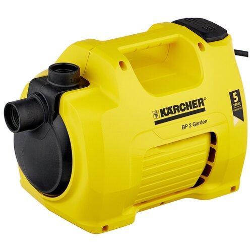 Поверхностный насос KARCHER BP 2 Garden Set Plus (700 Вт) насос колодезный karcher bp 2 cistern 1 645 420