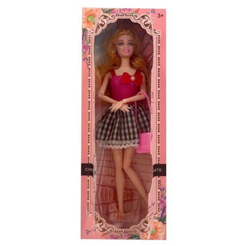 Купить Кукла Наша игрушка Элегантная девушка 29 см ZR-691-1, Куклы и пупсы