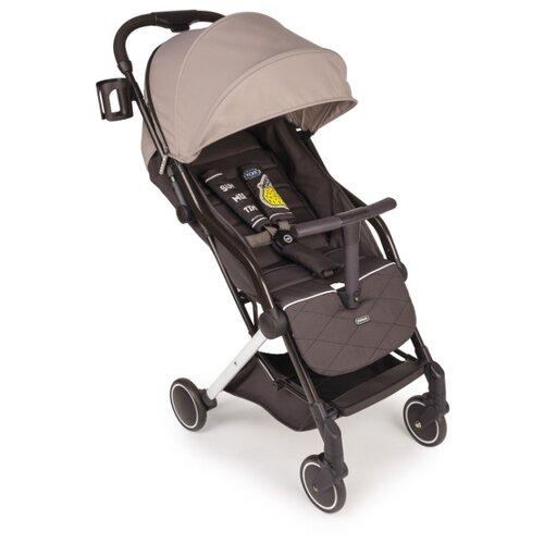 Купить Прогулочная коляска Happy Baby Umma light grey, Коляски