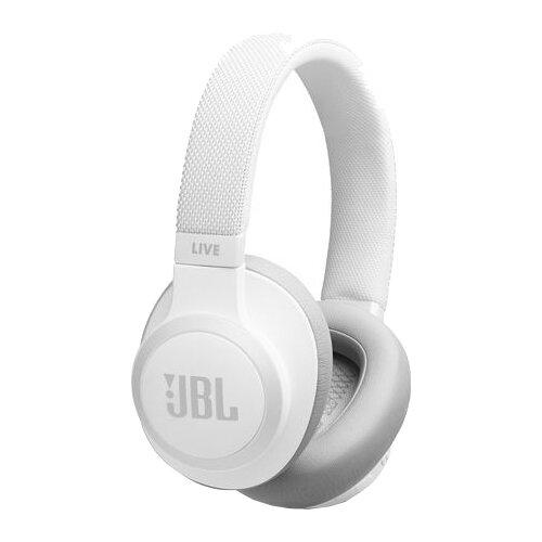 Купить Наушники JBL Live 650BTNC white