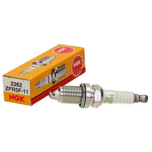 Свеча зажигания NGK 2262 ZFR5F-11 1 шт.