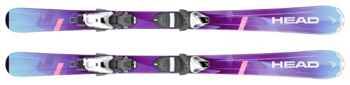 Горные лыжи HEAD Joy SLR2 с креплениями SLR 4.5 AC (18/19)