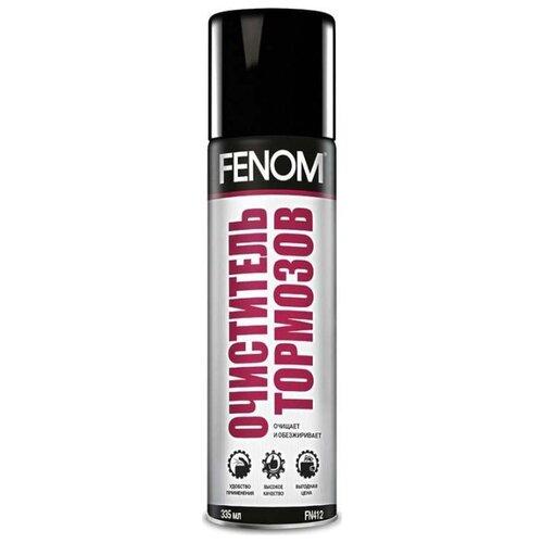 Очиститель FENOM FN412 0.34 л баллончик очиститель кузова fenom fn 408