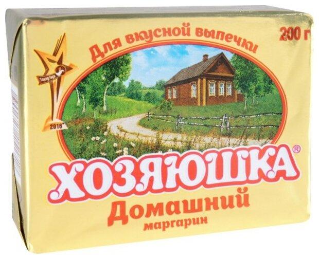 Хозяюшка Маргарин для выпечки Домашний 200 г