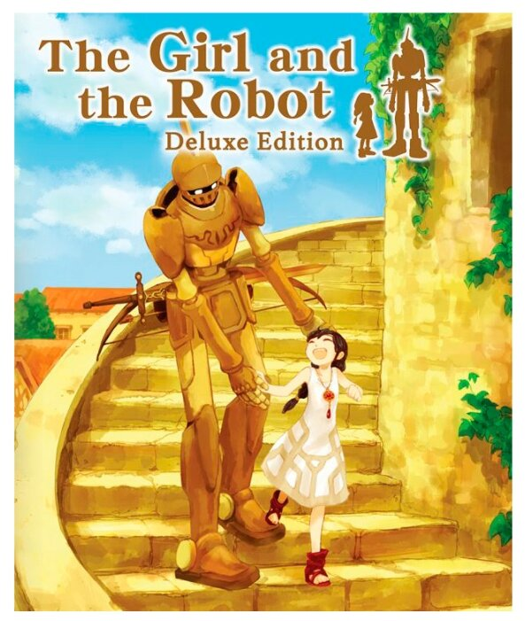 Soedesco Girl and the Robot Deluxe Edition