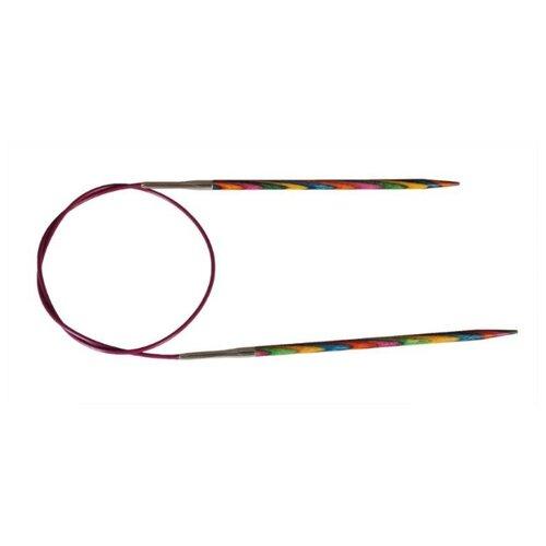 Купить Спицы Knit Pro Symfonie 20368, диаметр 2.2 мм, длина 120 см, многоцветный