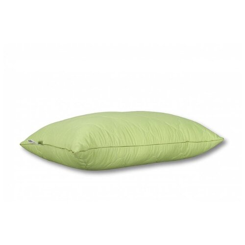 Подушка АльВиТек Алоэ-Микрофибра (ПМА-070) 68 х 68 см салатовый наволочка альвитек гостиница 68 68 см сатин