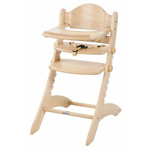 Купить Растущий стульчик Geuther Swing натуральный, Стульчики для кормления