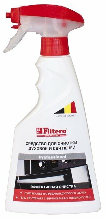Средство для чистки духовок и СВЧ печей (411) Filtero