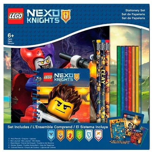 Купить Канцелярский набор LEGO Nexo Knights (51559), 13 пр., Офисные наборы