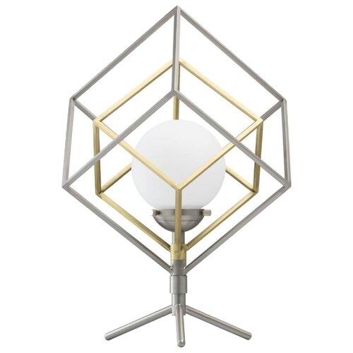Настольная лампа De Markt Призма 726030401 основа для настольной лампы de markt сити 4 634031401