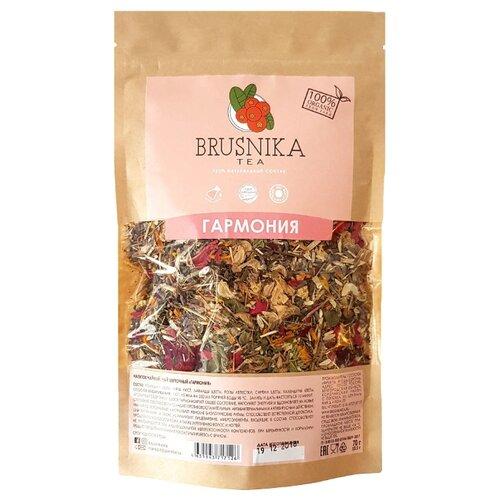 Чайный напиток травяной Brusnika Гармония, 70 г