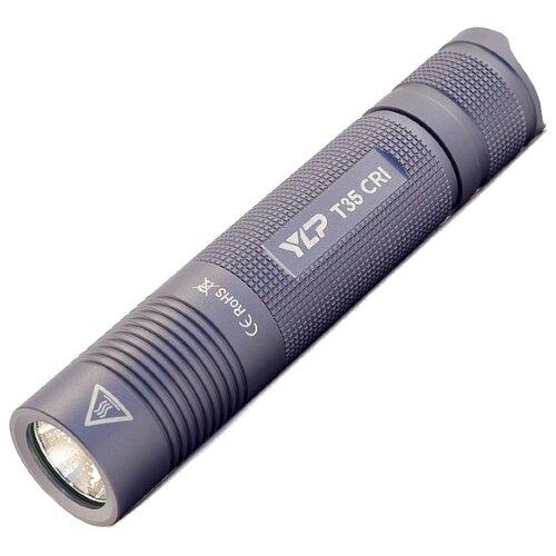 Фото - Ручной фонарь Яркий Луч T35 CRI Escort серый ручной фонарь яркий луч t1 черный