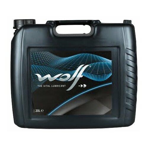 Синтетическое моторное масло Wolf Vitaltech 5W50, 20 л