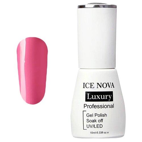 Купить Гель-лак для ногтей ICE NOVA Luxury Professional, 10 мл, 010 magenta