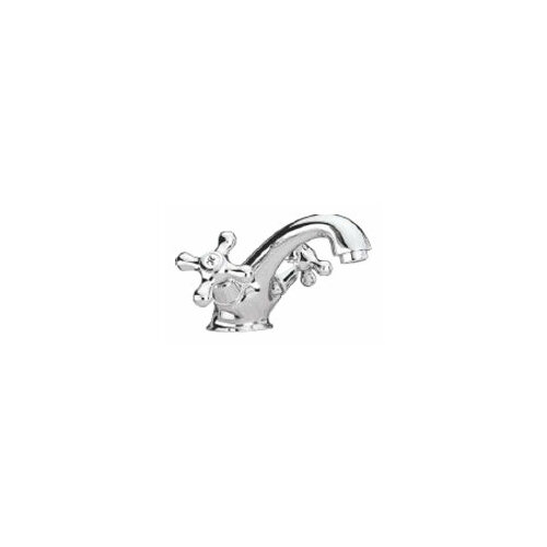 Смеситель для раковины (умывальника) SMARTsant SM110006AA двухрычажный смеситель smartsant смарт рэйн для умывальника