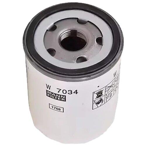 Масляный фильтр MANNFILTER W7034
