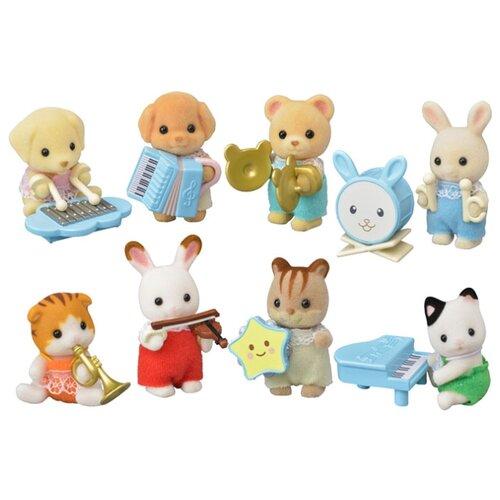 Купить Игровой набор Sylvanian Families Музыкальный кружок 5321/5325, Игровые наборы и фигурки
