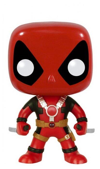 Фигурка Funko POP! Marvel: Deadpool - Дэдпул с двумя мечами 7486
